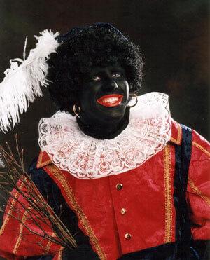 Zwarte Piet bij Neopro.nl